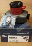 Grundfos ALPHA2 25-40 180 NEW circulatiepomp 99411165