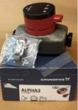 Grundfos ALPHA2 25-60 180 NEW circulatiepomp 99411175