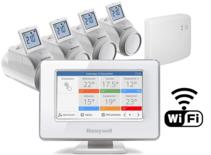 Honeywell EvoHome Wifi 4-zone pakket aan/uit ATP924G3010 OP=OP