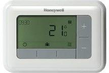 Honeywell T4 klokthermostaat aan/uit 24-230V bedraad T4H110A1023
