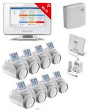 Honeywell Evohome Wifi ATP921R3100 Aan/Uit pakket met 8 knoppen OP=OP