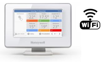Honeywell Wifi EvoHome bedien.unit (interface) colour ATC928G3000  OP=OP