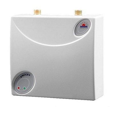 Masterwatt Amicus elektrische tapwater doorstromer 4 kW koper  200350040