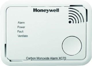 Honeywell CO-melder XC-70-NE