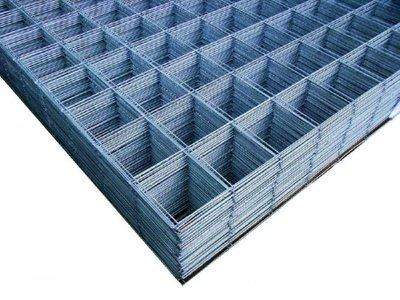 Draadmat 1.2 x 2.1meter raster 15cm