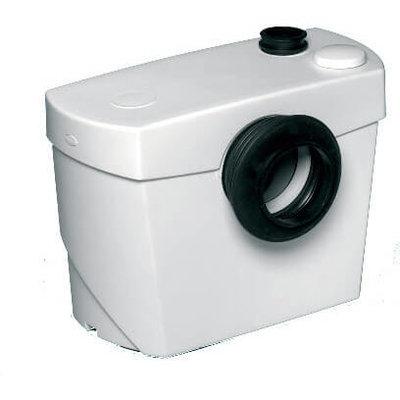 SANIBROYEUR de Luxe fecaliën installatie WC