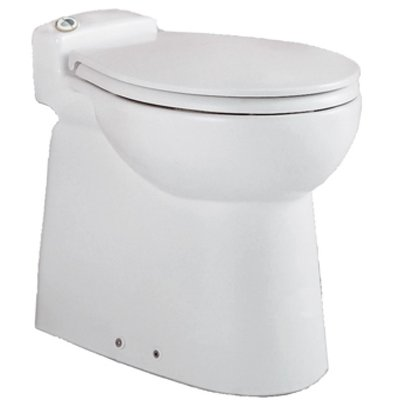 Sanicompact C48 ECO+ WIT WC 006150