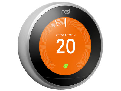 Nest Learning Thermostaat V3 3e generatie slimme thermostaat