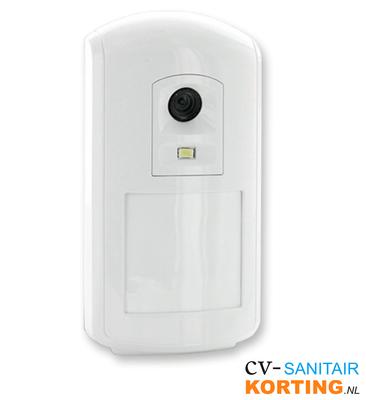 Bewegingsdetector met camera CAMIR-8EZS