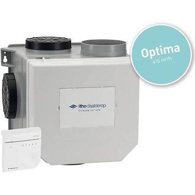Itho Daalderop CVE-S Optima - woonhuisventilator 03-00419