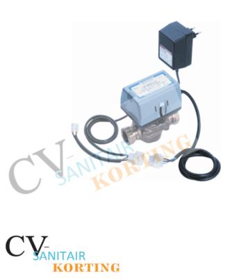 Honeywell 2-wegklep  Y-VC8015AG1100 22 mm klem stadsverwarming