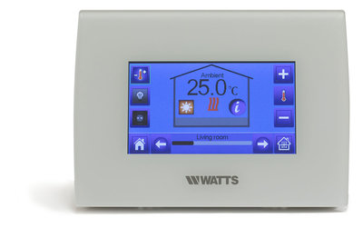 Watts Vision centrale regelaar WiFi Smart Home 868Mhz 900007255 BT-CT02 RF