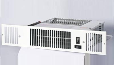 Kickspace 800 Indirect gestookte plintverwarming Kickspace 98607