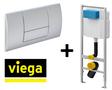 Viega Eco Wc element 606688 met wandcloset en zitting ACTIEPAKKET