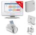 Honeywell Evohome Wifi ATP921R3100 pakket Aan/Uit  met 1 knop OP=OP_