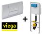 Viega Eco Wc element 606688 met wandcloset en zitting ACTIEPAKKET_